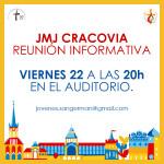 Reunión informativa JMJ