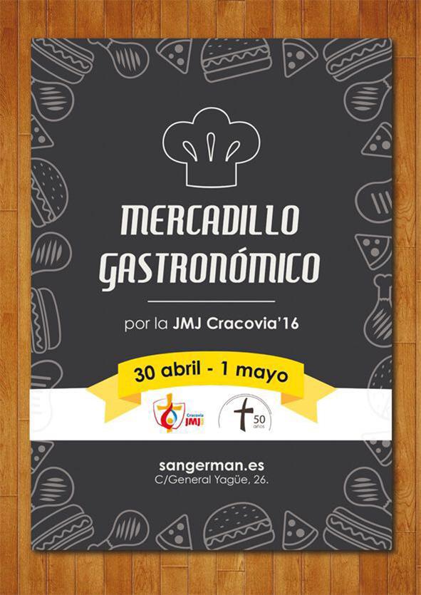 Mercadillo gastronómico